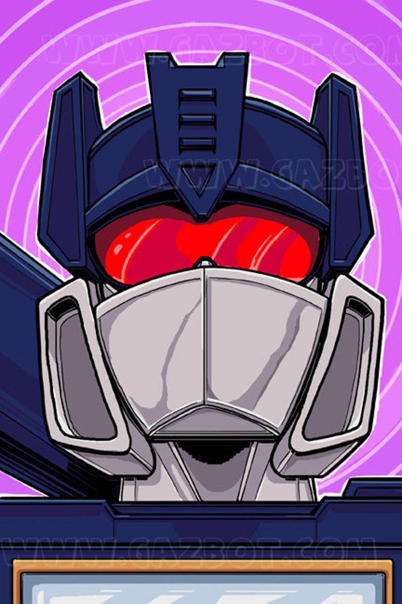 Transformers: Soundwave G1 image 0