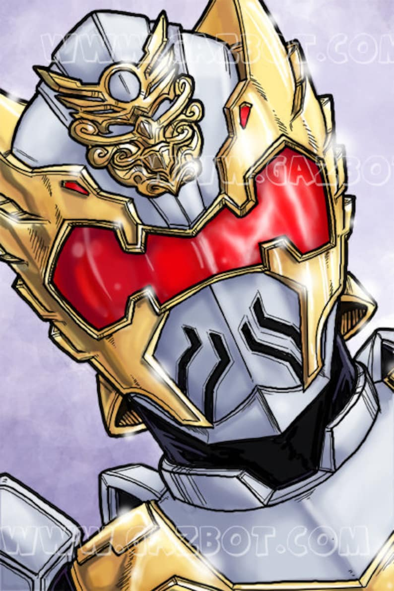 Power Rangers: Megaforce  RoboKnight image 0