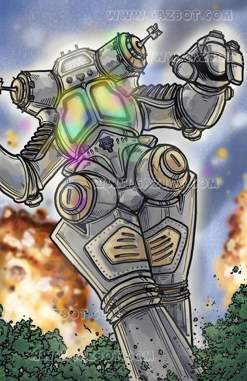 Ultraman: Ultra seven Ultra Kaiju King Joe image 0