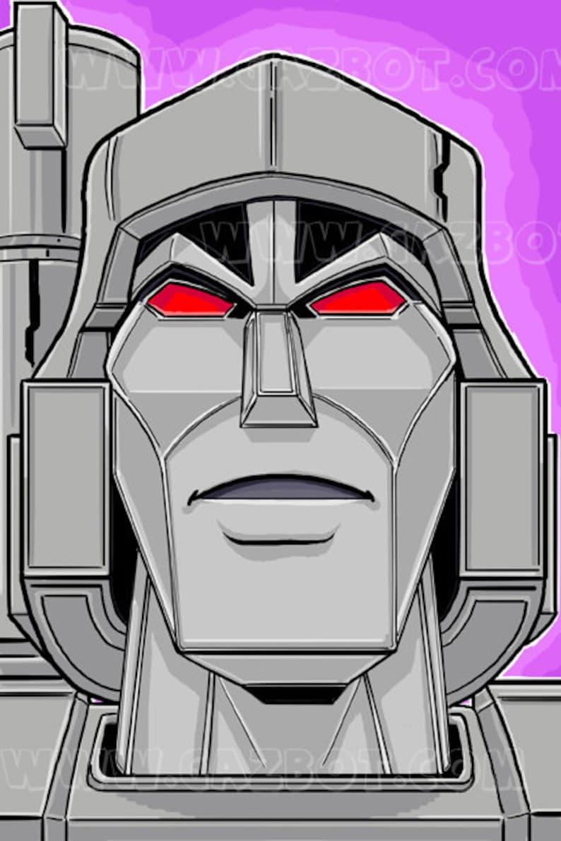 Transformers: Megatron G1 image 1