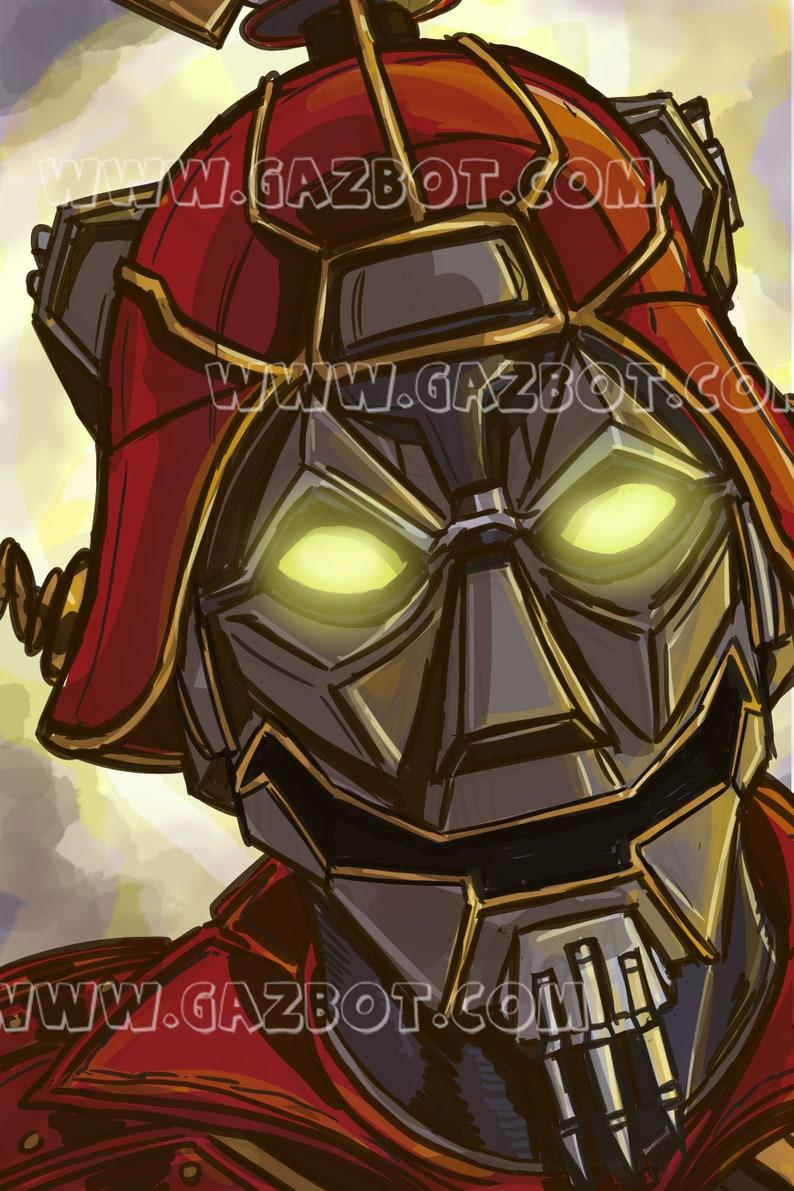 Power Rangers: Beast Morphers Scrozzle image 1