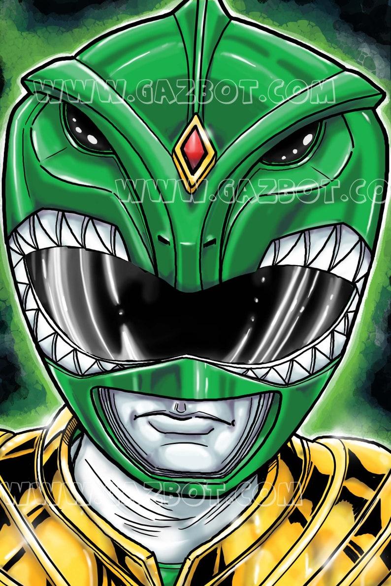 Power Rangers: MMPR  Green Ranger image 0