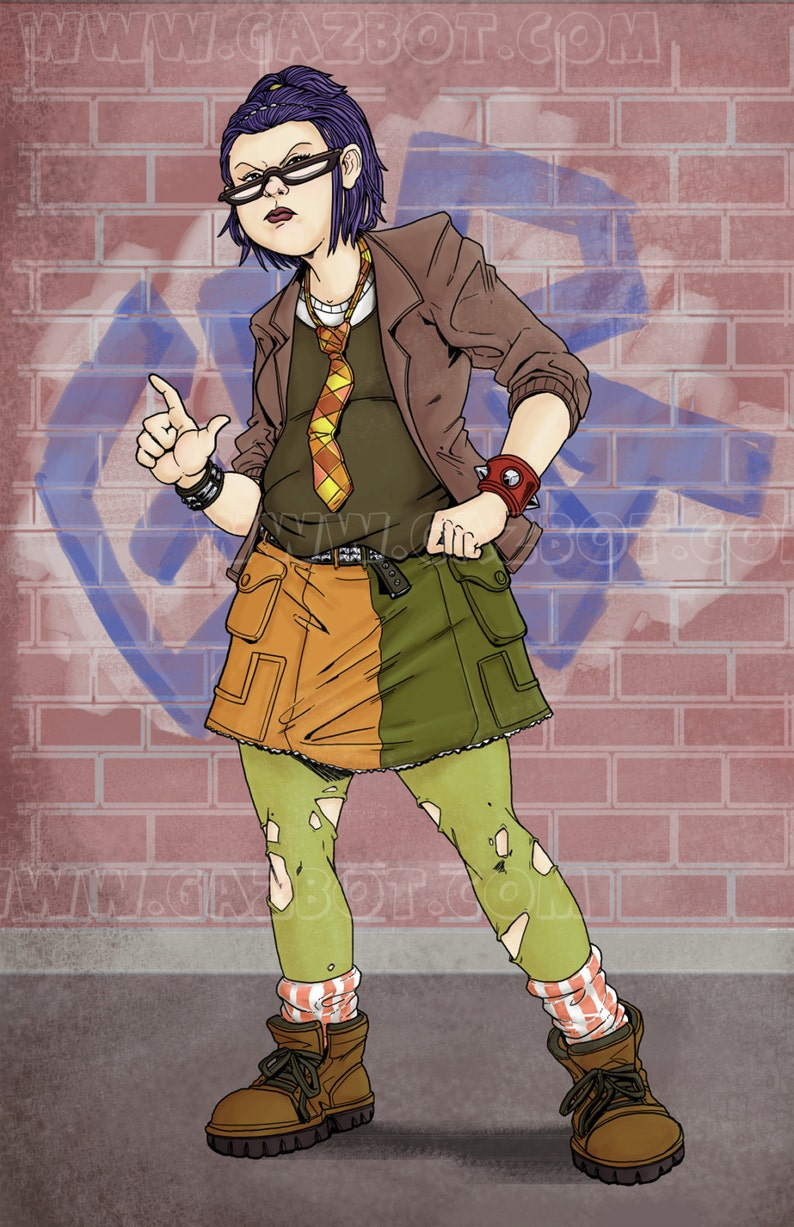 Gert from Marvel Comics's Runaways CLOSEOUT image 0