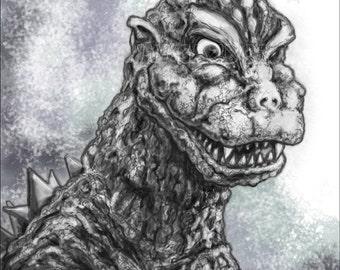 Godzilla : Gojira 1954 original version