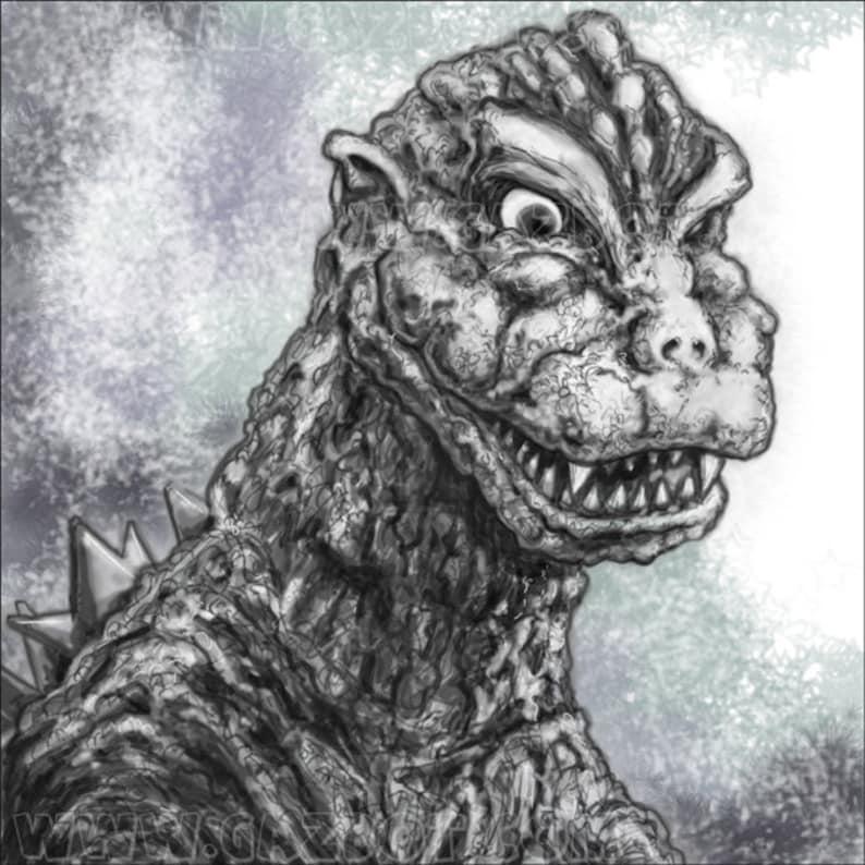 Godzilla : Gojira 1954 original version image 0