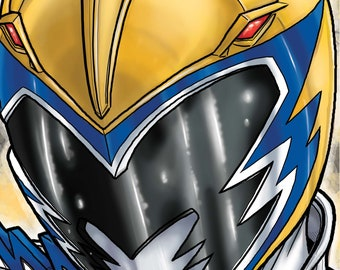 Power Rangers Dino Charge :  Gold Ranger