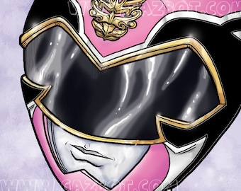 Power Rangers: Megaforce - Pink Ranger