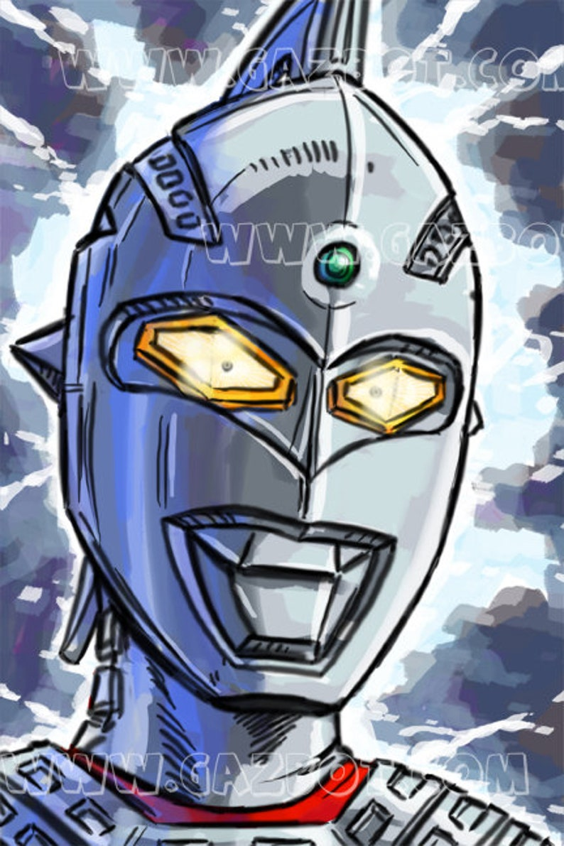 Ultraman : Ultra Seven  Ultra 7  Showa version image 1