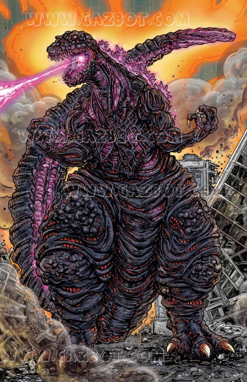Shin Godzilla image 1