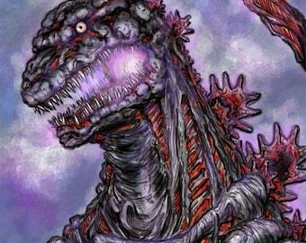 Godzilla : Shin Gojira / Godzilla Resurgence version