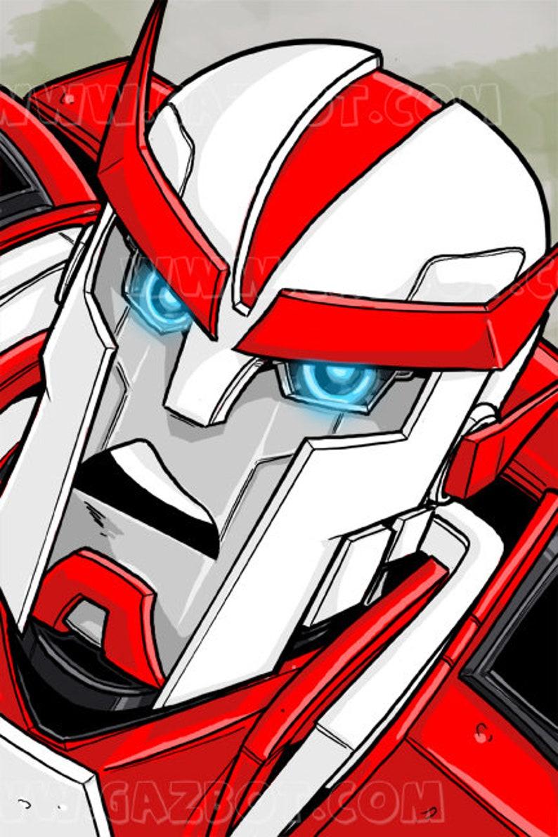 Transformers: Ratchet Prime image 1