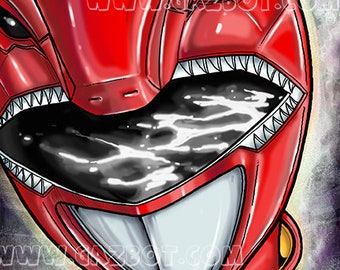 Power Rangers: Shattered Grid - Red Sentry