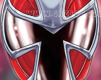 Power Rangers Ninja Steel : Red Ranger