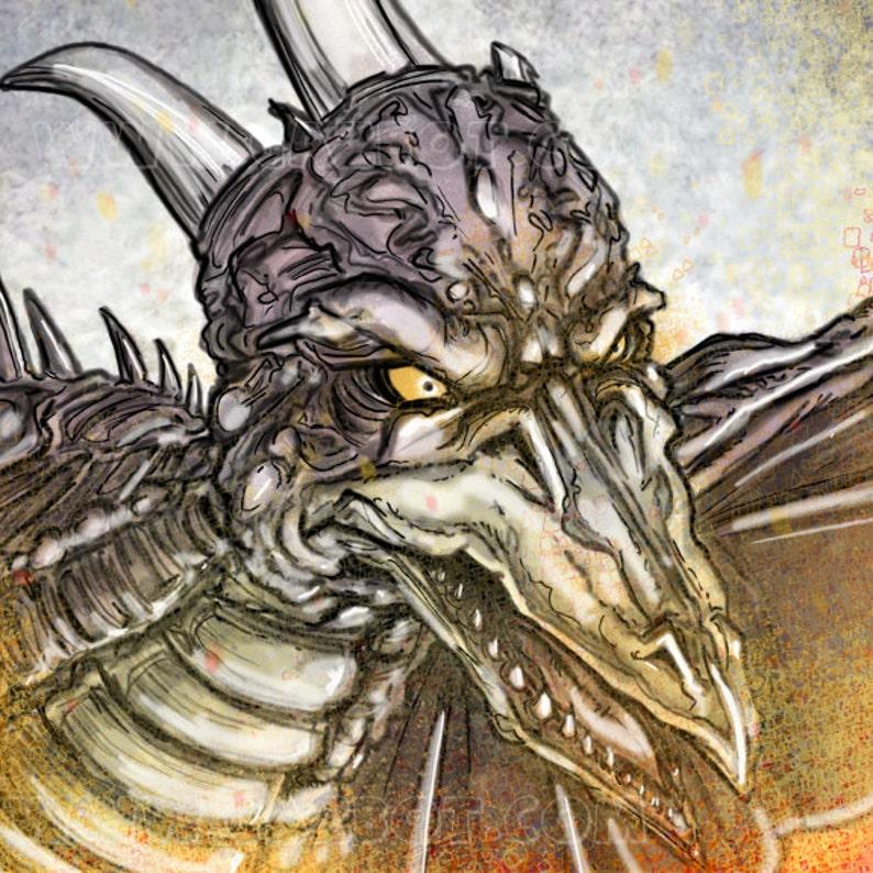Godzilla : Rodan Heisei version image 0