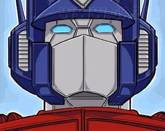 Transformers: Optimus Prime G1