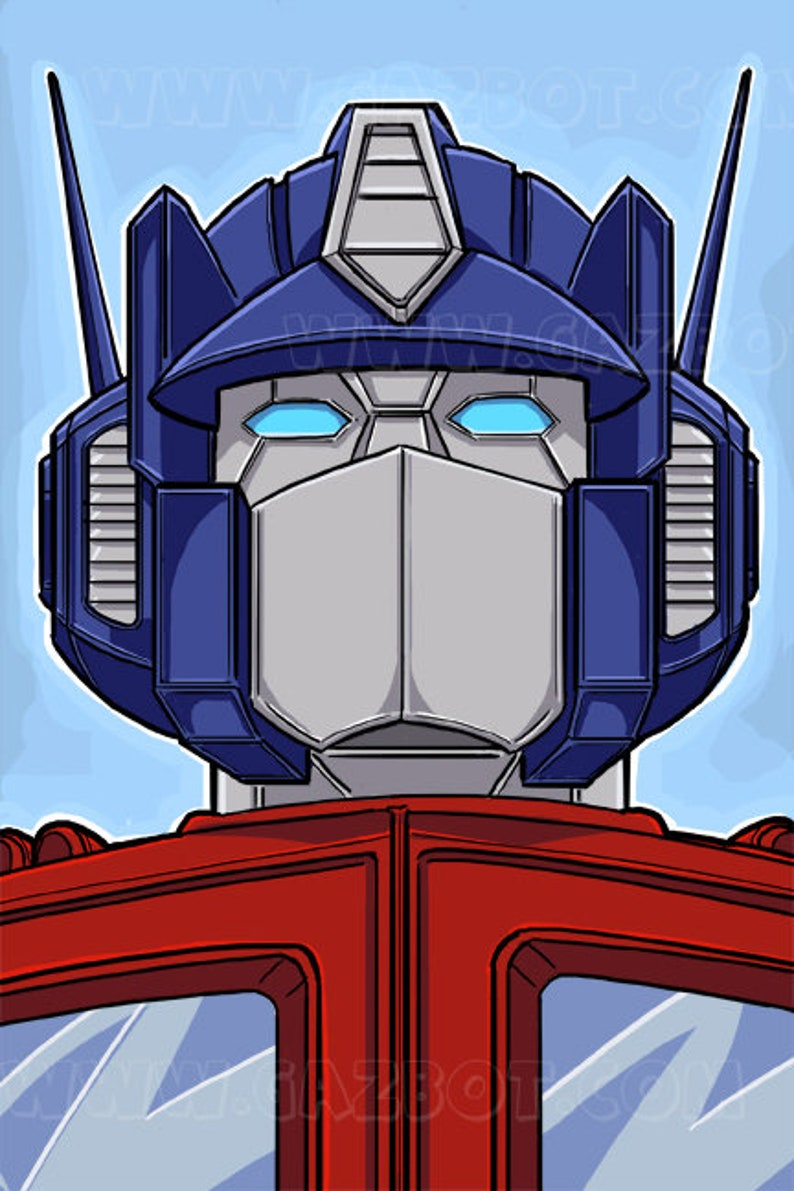 Transformers: Optimus Prime G1 image 1