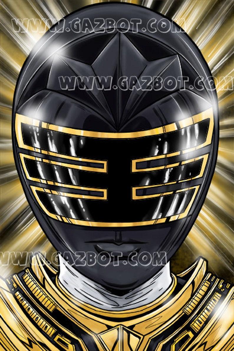 Power Rangers: Zeo Gold Ranger image 0