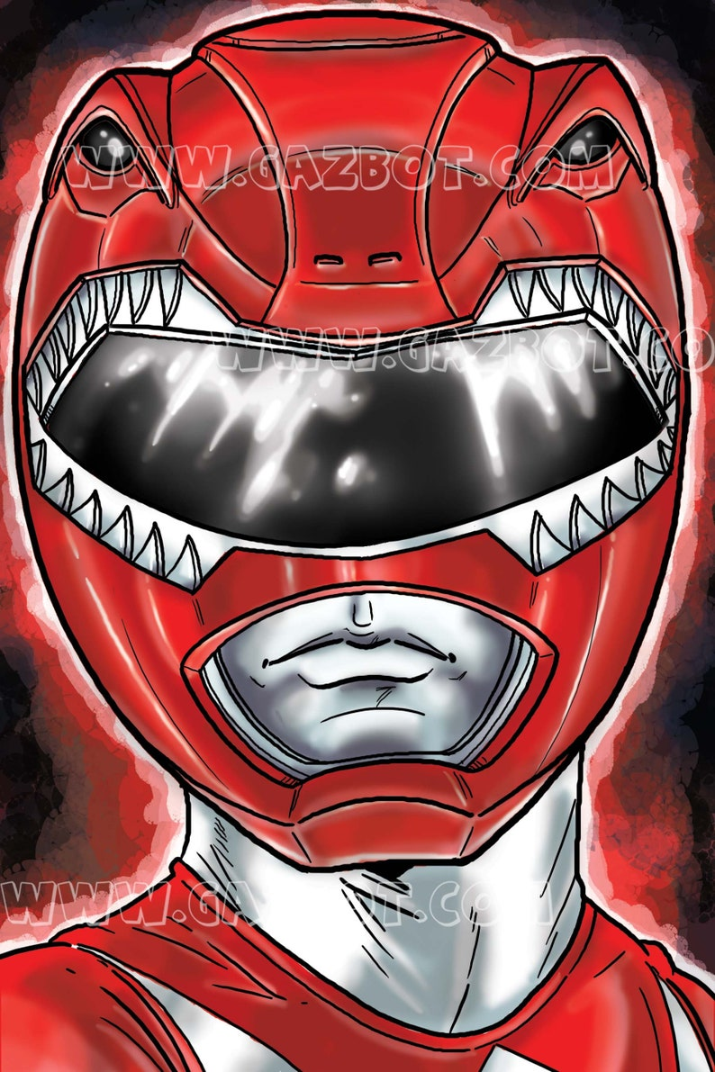 Power Rangers: MMPR  Red Ranger image 0