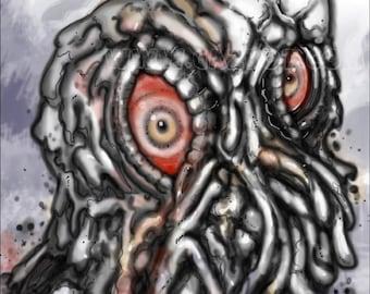 Hedorah: the Smog Monster Kaiju