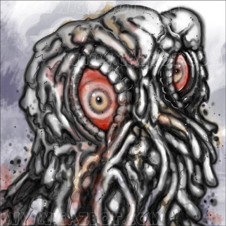 Hedorah: the Smog Monster Kaiju image 1