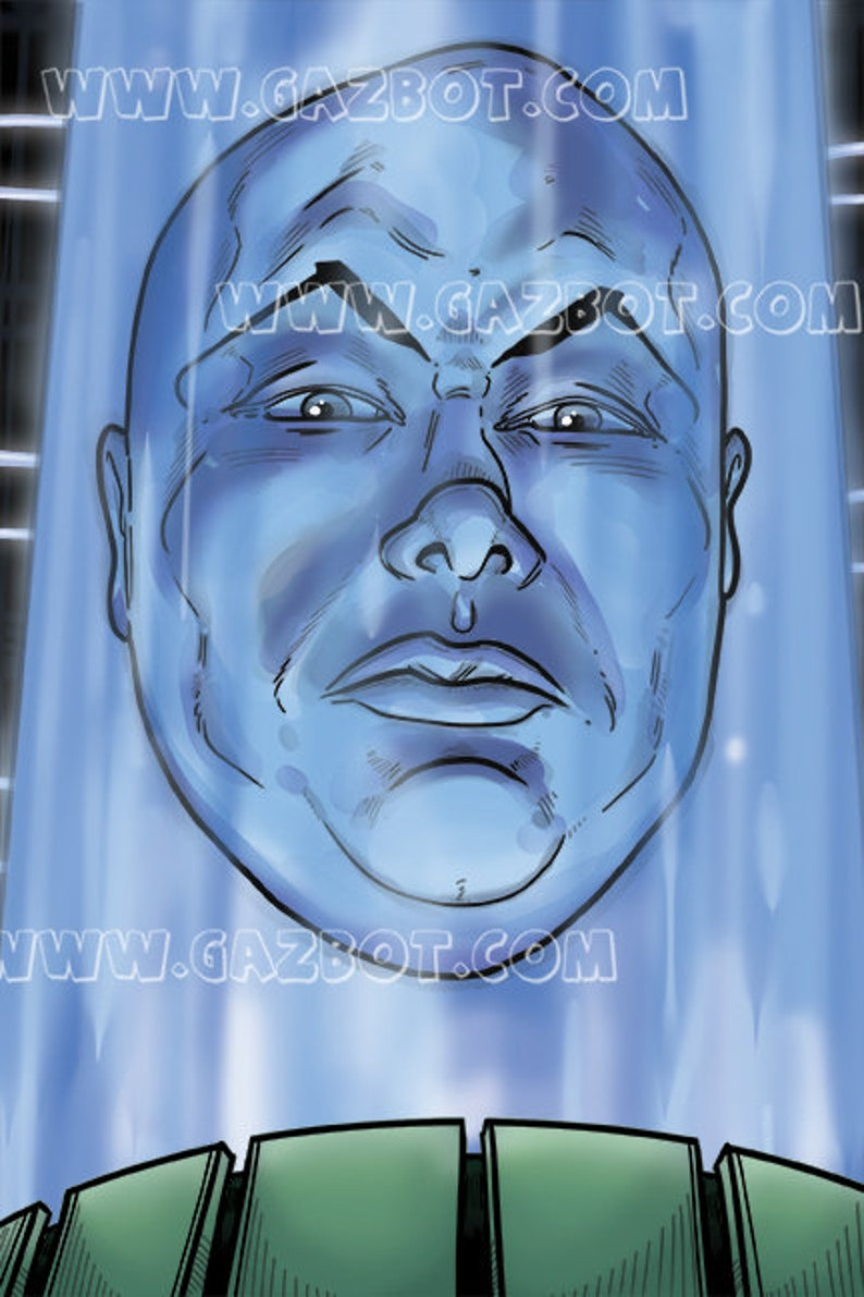 Power Rangers: MMPR  Zordon image 1