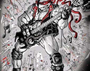 Misfit Raph (Artist Select version)