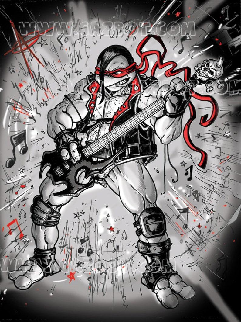 Misfit Raph Artist Select version image 1