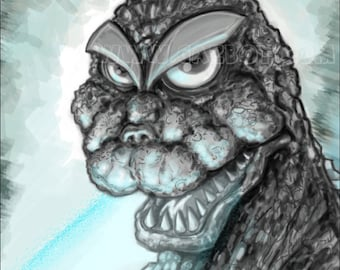 Godzilla : Gojira 1964 Showa version