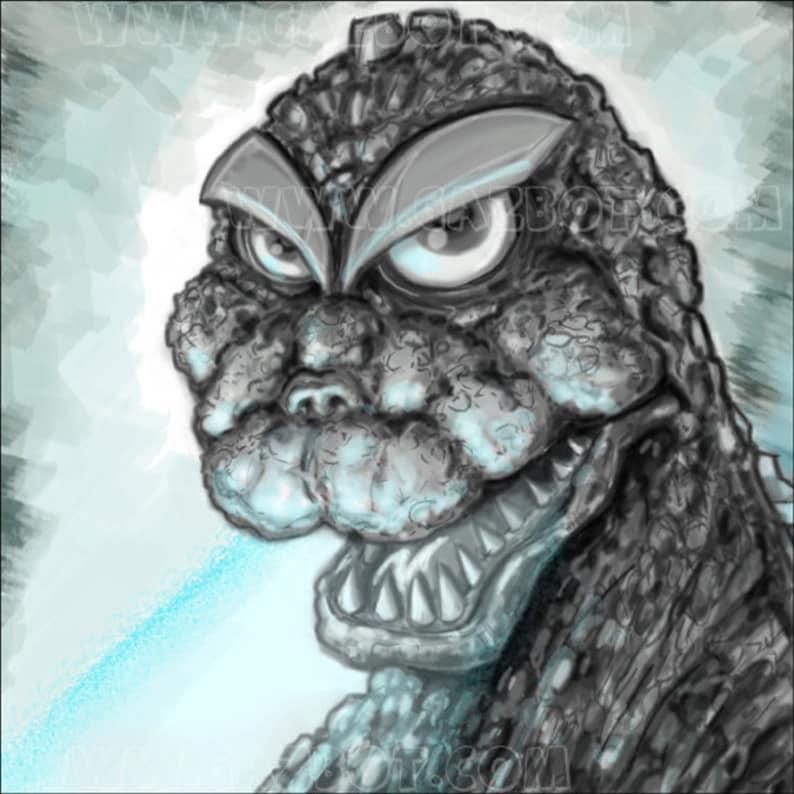 Godzilla : Gojira 1964 Showa version image 1