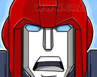 Transformers: Ironhide G1