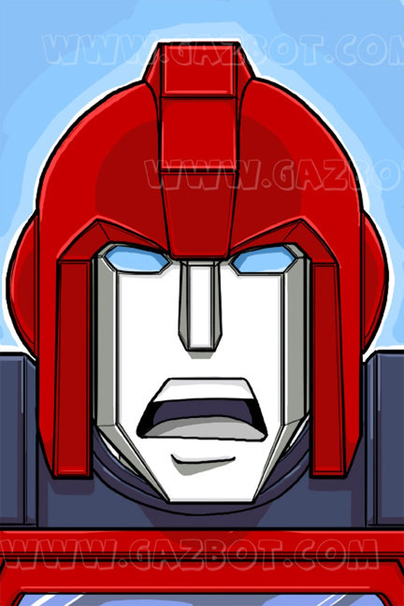 Transformers: Ironhide G1 image 0