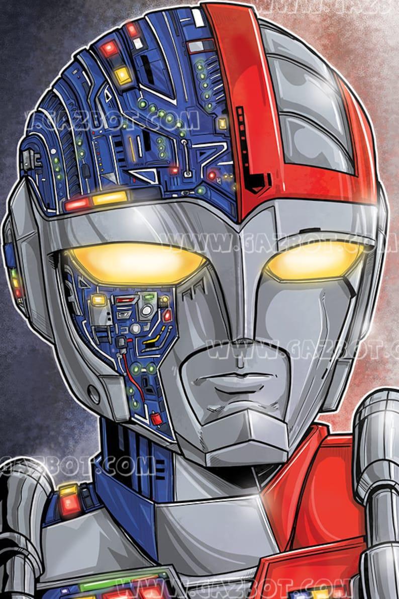 VR Troopers : Ryan Steele  AKA Metal Heroes  Metalder image 0