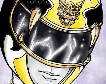 Power Rangers: Megaforce - Yellow Ranger