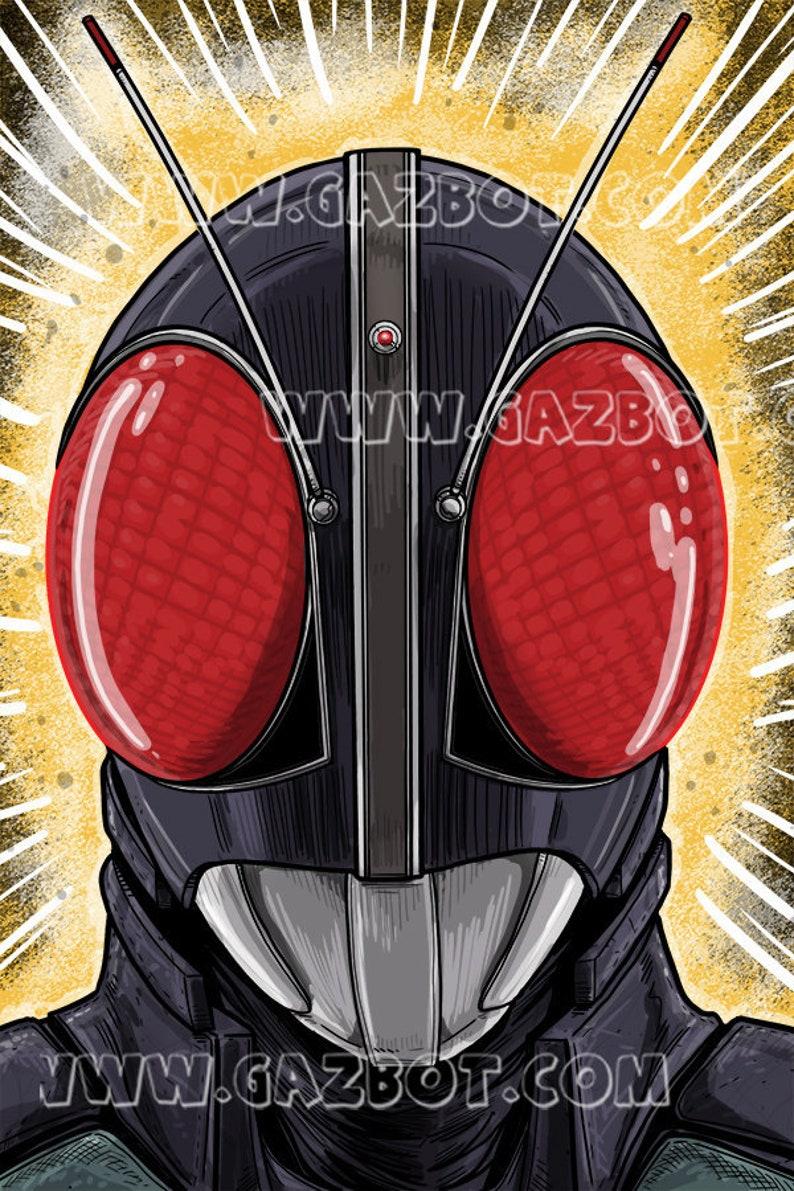 Kamen Rider / Masked Rider : Black RX Heisei era image 0