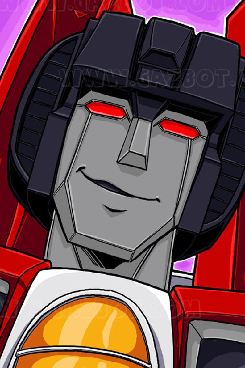 Transformers: Starscream G1 image 0
