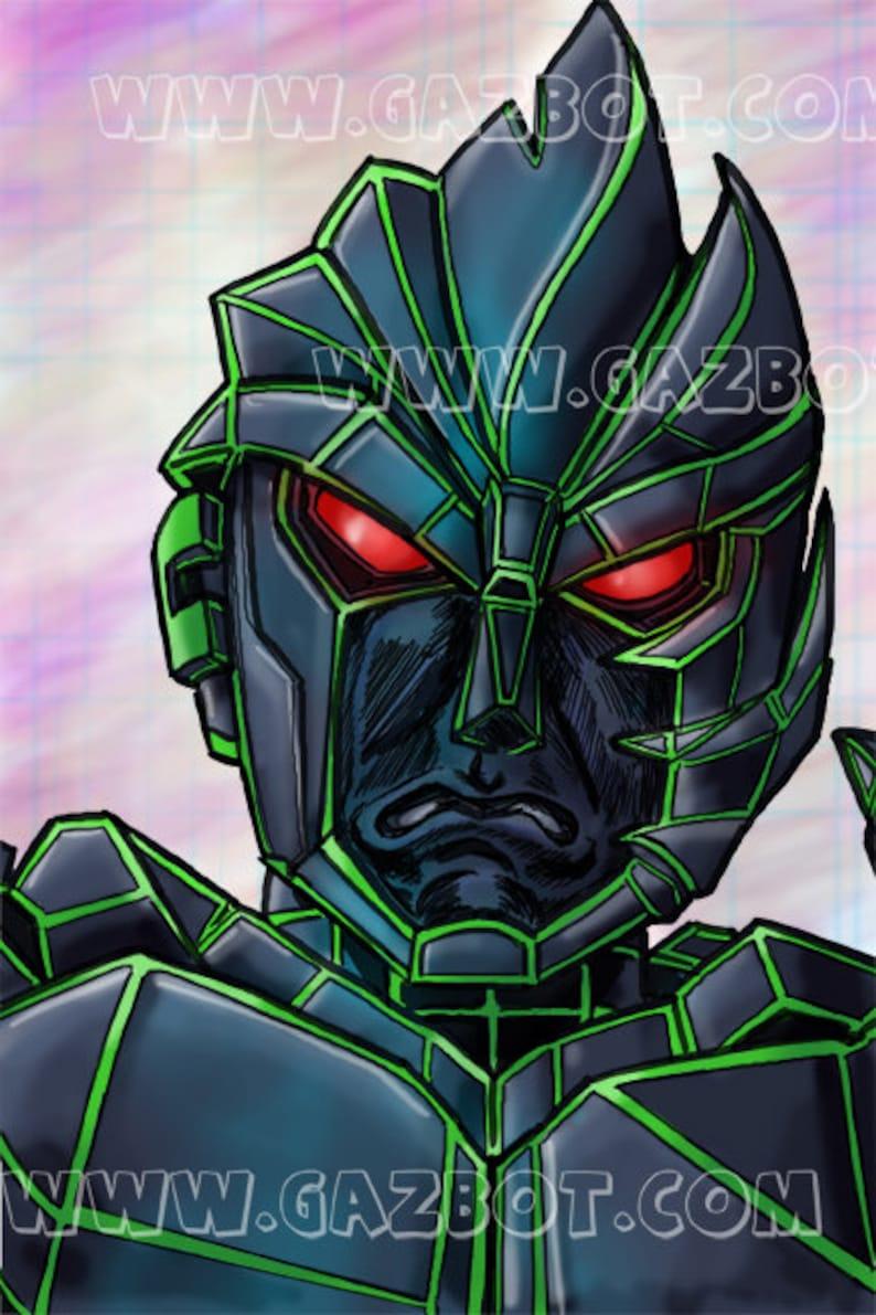 Power Rangers: In Space Ecliptor image 0