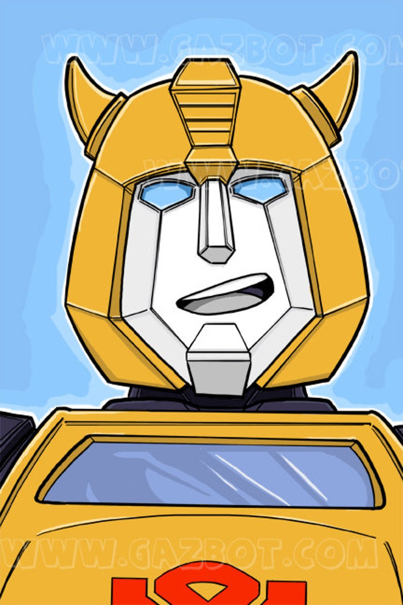 Transformers: Bumblebee G1 image 0