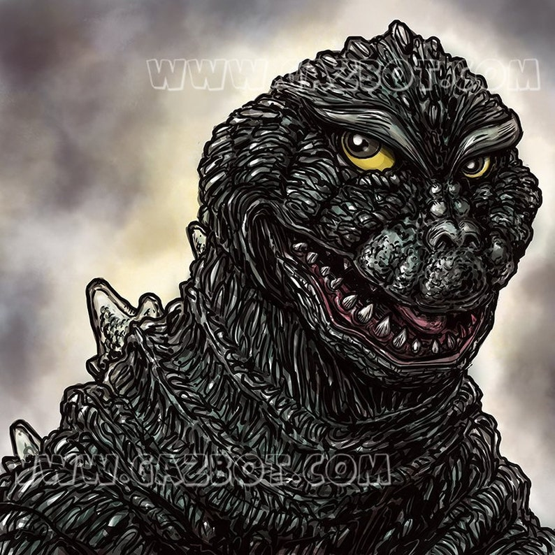 Godzilla : Gojira 1962 Showa version image 0