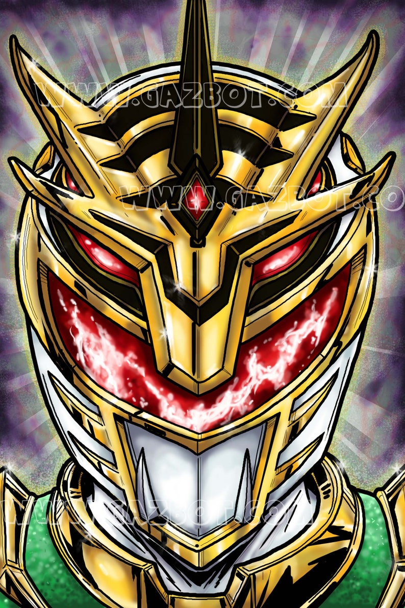 Power Rangers: Shattered Grid  Lord Drakkon image 1