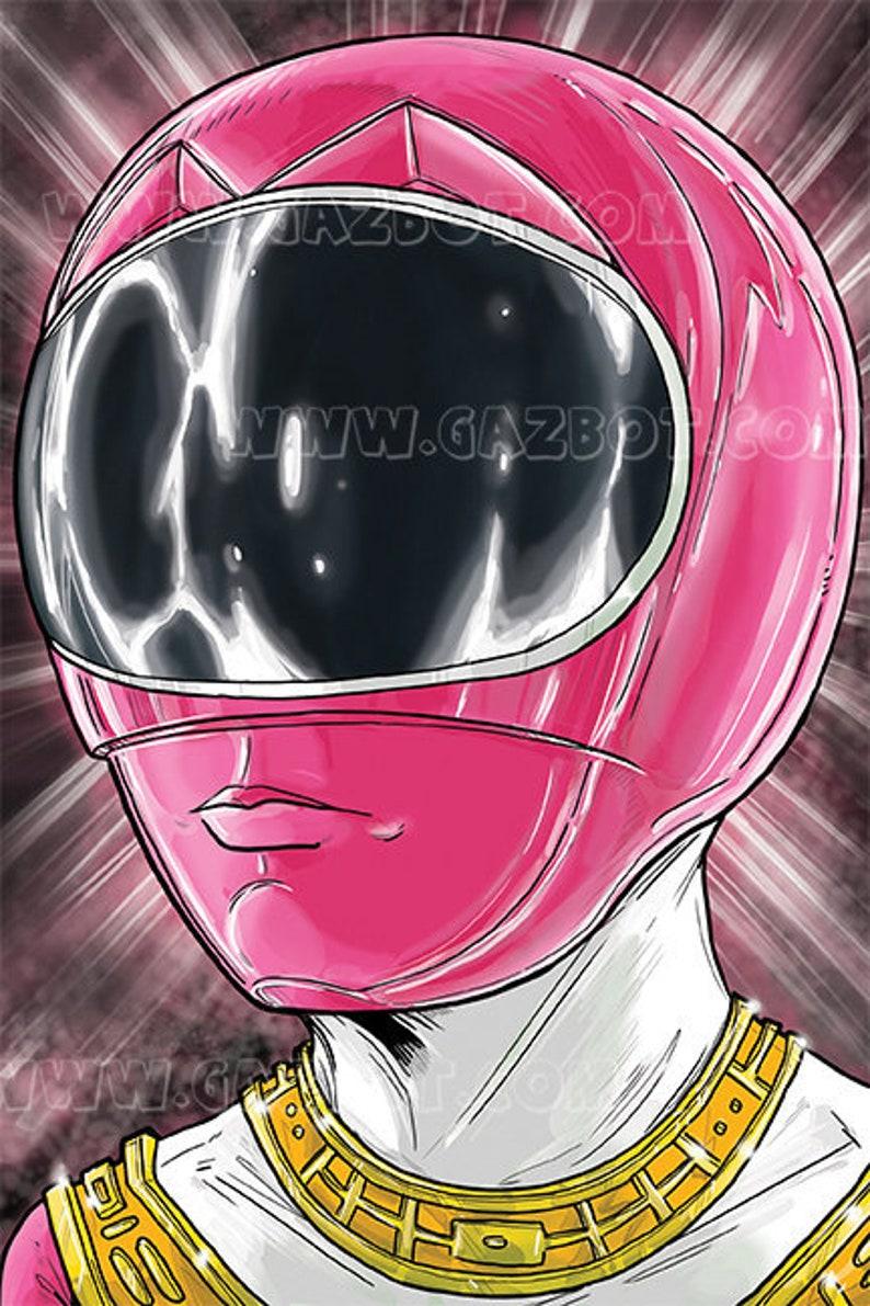 Power Rangers: Zeo Pink Ranger image 1
