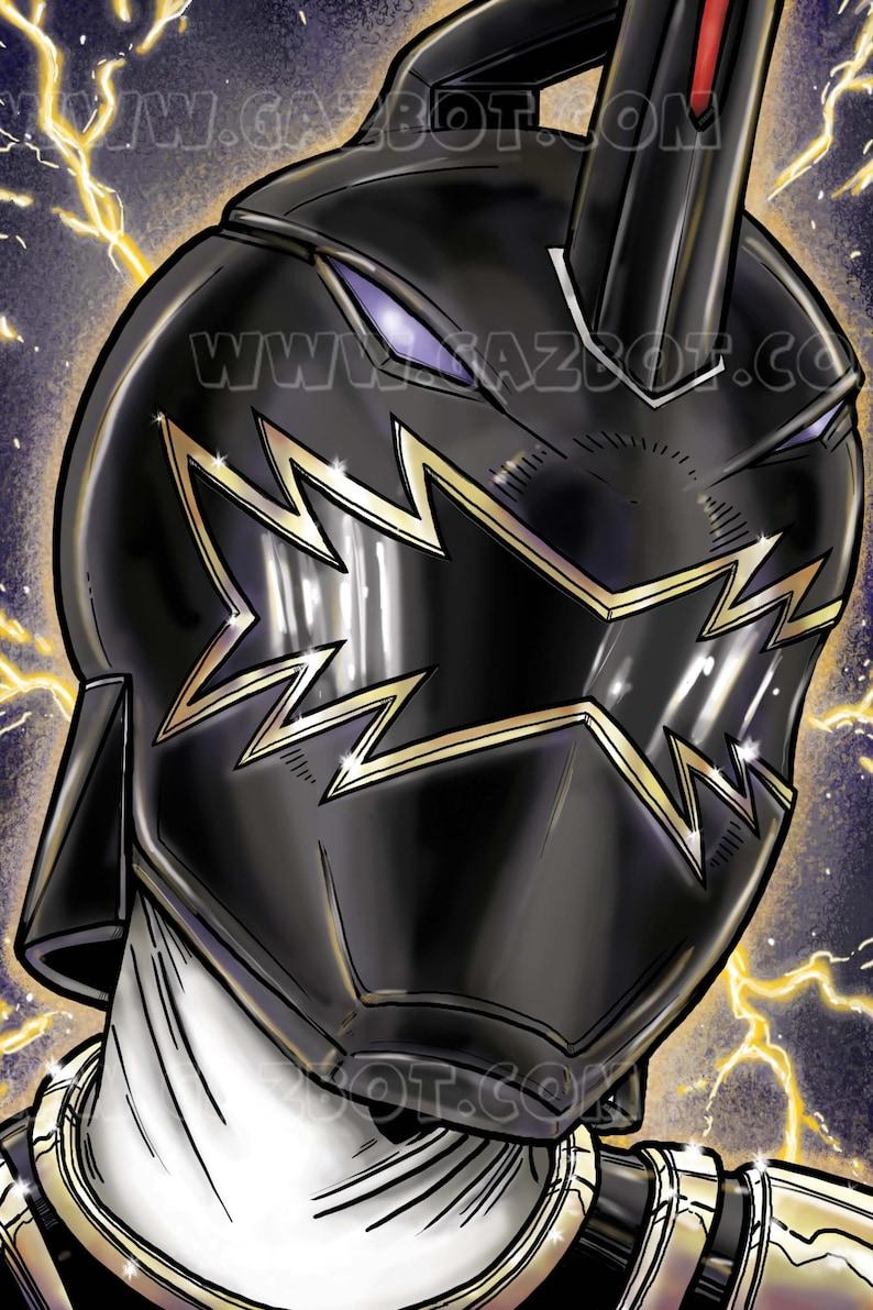 Power Rangers: Dino Thunder Black image 1