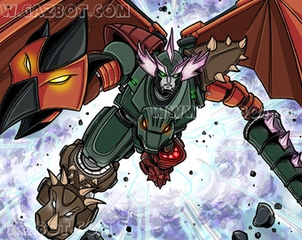 Kaiju Megazord