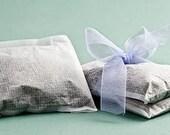 Herbal Bath tub Tea, 3 bags,  Blend with helichrysum, Lavender Chamomile Calendula
