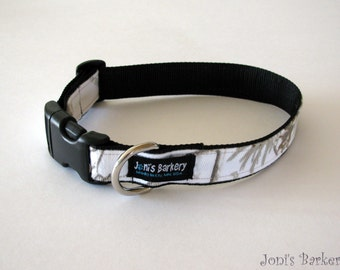 Camo Dog Collar, Realtree Snow Camouflage Adjustable Dog Collar -  Snow Camo Dog Collar