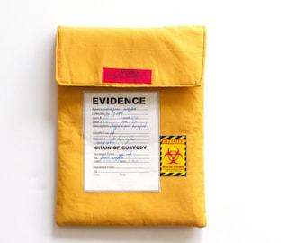 iPad Pro Case -Crime Scene Investigation -iPad Air sleeve