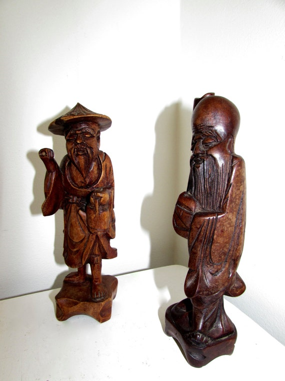 Antique Chinese Wood Carving 8 Immortals Oriental Hand Carved Wall Art Very Rare Antiques Asian Antiques