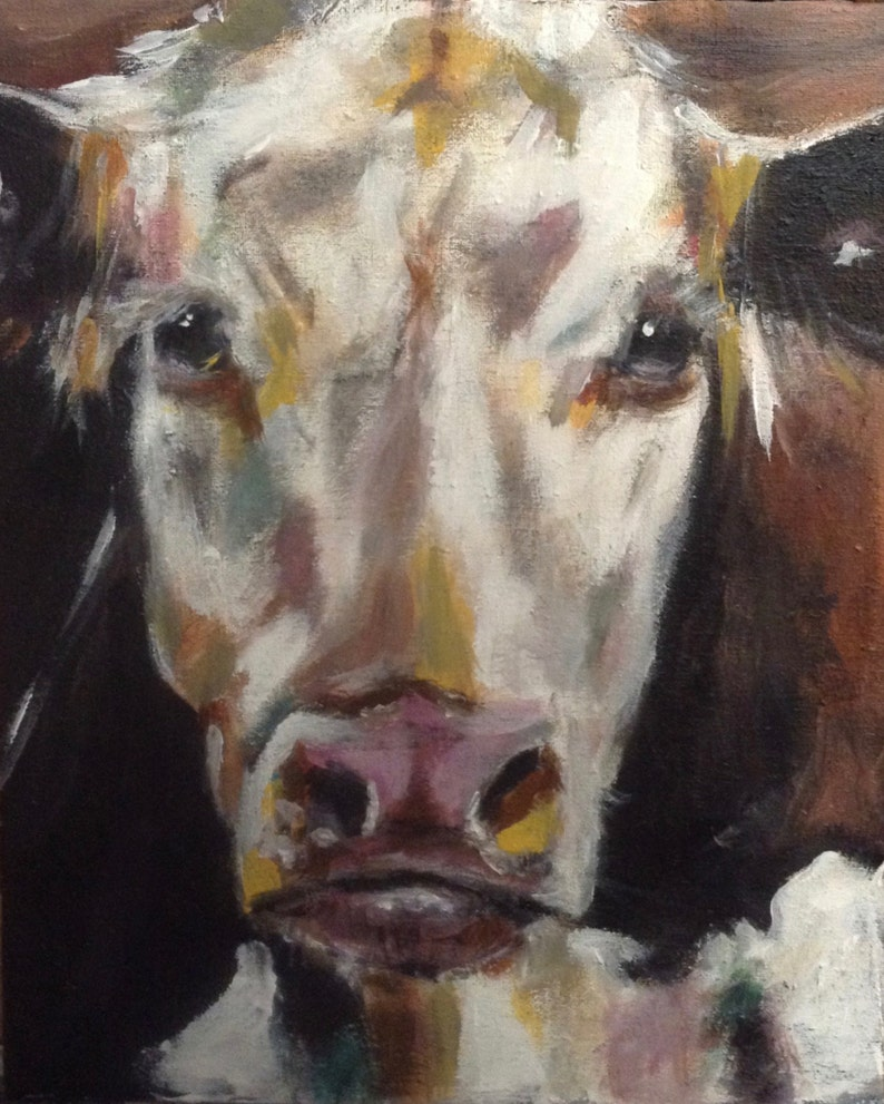 French cow. image 0