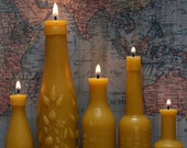 Beeswax Candle Collection - Five Course Meal - Gourmet