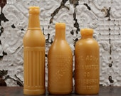 Beeswax Candle Collection - Ol' Soda Collection - Trio/ Lg.