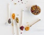 Lavender Lullaby Organic Herbal Tea • 2 oz. of Loose Leaf Tea • Soothing Calm Sleepy Blend